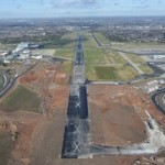Kelly Plant Hire runway extension