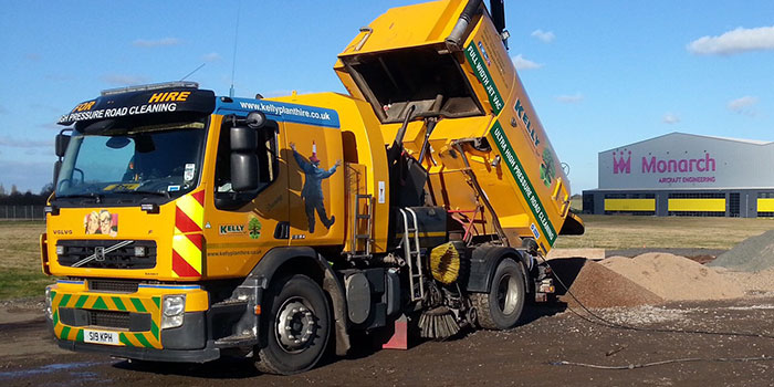 Kelly Plant Hire Machinery