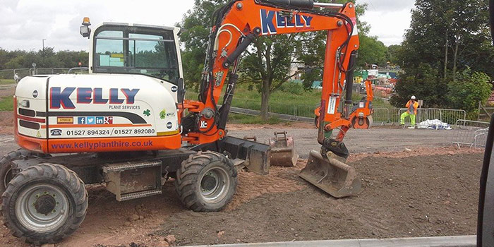 Kelly Plant Hire Services Schaff HML32