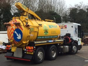 Kelly Plant Hire S33 KPH Jetter