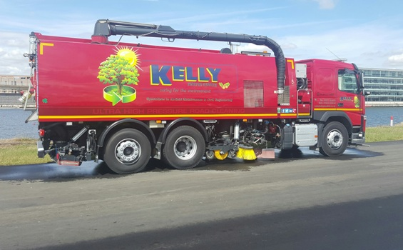 Kelly Plant Hire Equipment