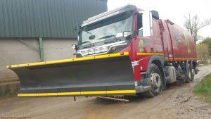 beam-snow-plough